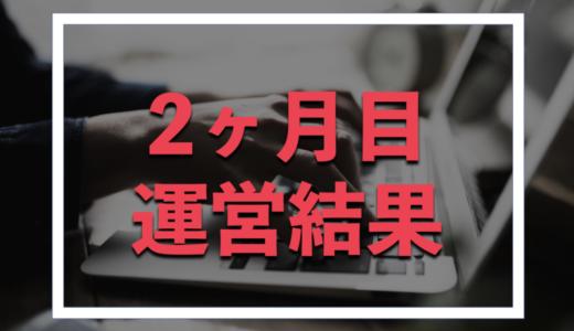 【アキタミライ】地域情報ブログのサイト2ヶ月目運営結果【大公開】