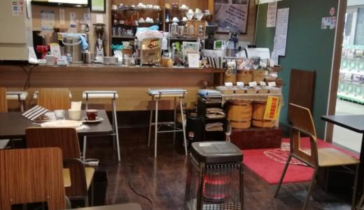 秋田市民市場の喫茶店「どるず珈琲店」でモーニング♪