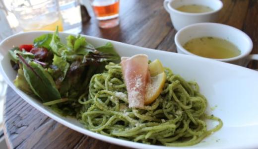 潟上市天王🎵隠れ家カフェレストラン「メゾンドット」