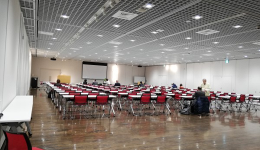秋田市にぎわい交流館AU(あう)で田中元子さんの講習会へ🏃💨