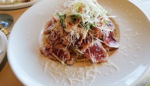 デートに使える❗️海一望のお洒落レストラン「ブレア マリーナ」